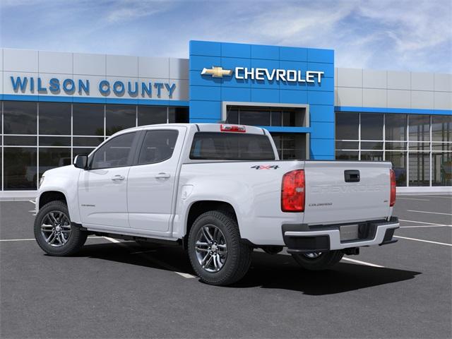 2021 Chevrolet Colorado Crew Cab 4x4, Pickup #21T094 - photo 1