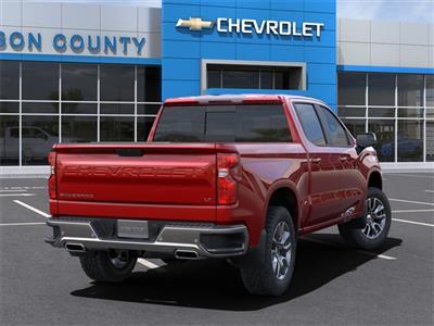 2021 Chevrolet Silverado 1500 Crew Cab 4x4, Pickup #21T172 - photo 2