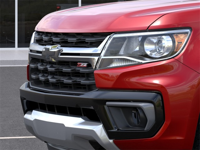 2021 Chevrolet Colorado Crew Cab 4x4, Pickup #21T182 - photo 11