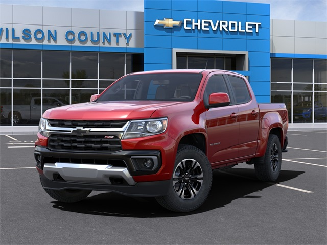 2021 Chevrolet Colorado Crew Cab 4x4, Pickup #21T182 - photo 6