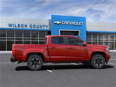 2021 Chevrolet Colorado Crew Cab 4x4, Pickup #21T182 - photo 5