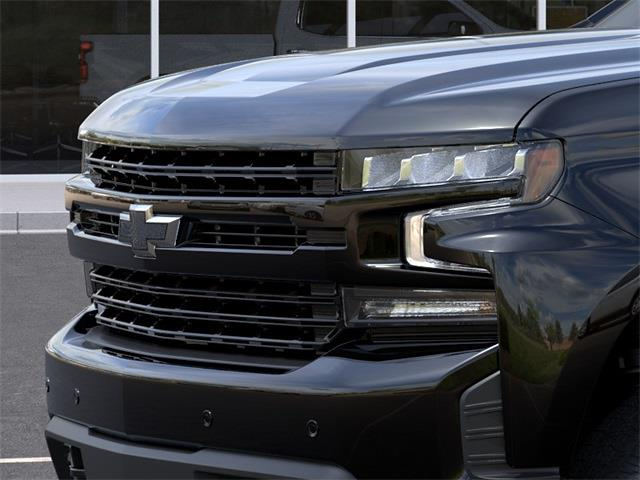 2021 Chevrolet Silverado 1500 Crew Cab 4x4, Pickup #21T229 - photo 11