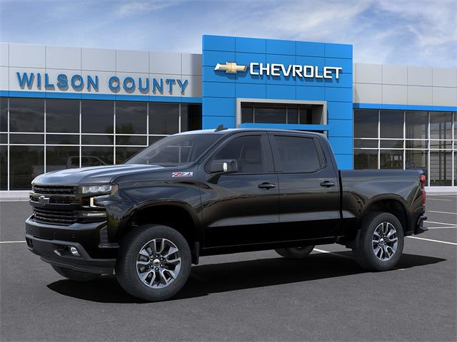 2021 Chevrolet Silverado 1500 Crew Cab 4x4, Pickup #21T229 - photo 3