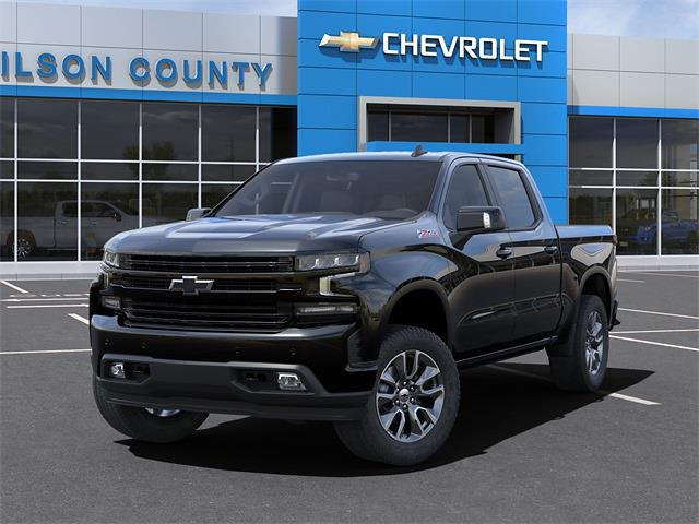 2021 Chevrolet Silverado 1500 Crew Cab 4x4, Pickup #21T229 - photo 6