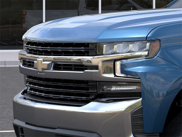 2021 Chevrolet Silverado 1500 Crew Cab 4x4, Pickup #21T232 - photo 11
