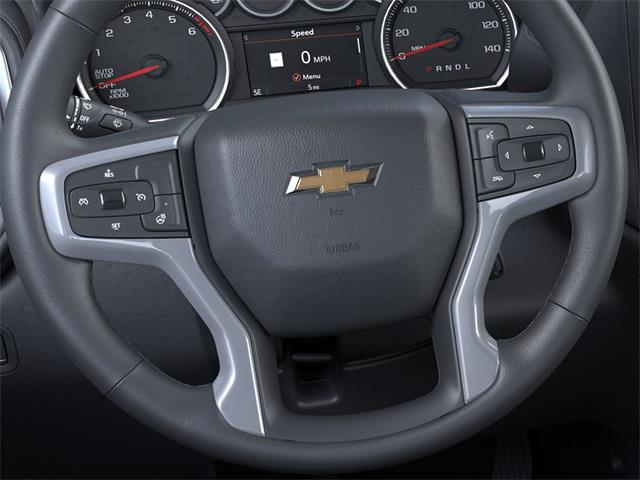 2021 Chevrolet Silverado 1500 Crew Cab 4x4, Pickup #21T232 - photo 16