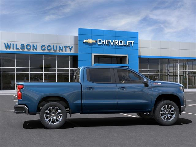 2021 Chevrolet Silverado 1500 Crew Cab 4x4, Pickup #21T232 - photo 5