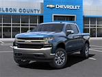2021 Chevrolet Silverado 1500 Crew Cab 4x4, Pickup #21T232 - photo 6
