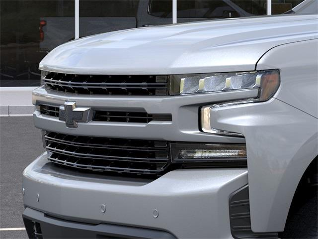 2021 Chevrolet Silverado 1500 Crew Cab 4x4, Pickup #21T233 - photo 11