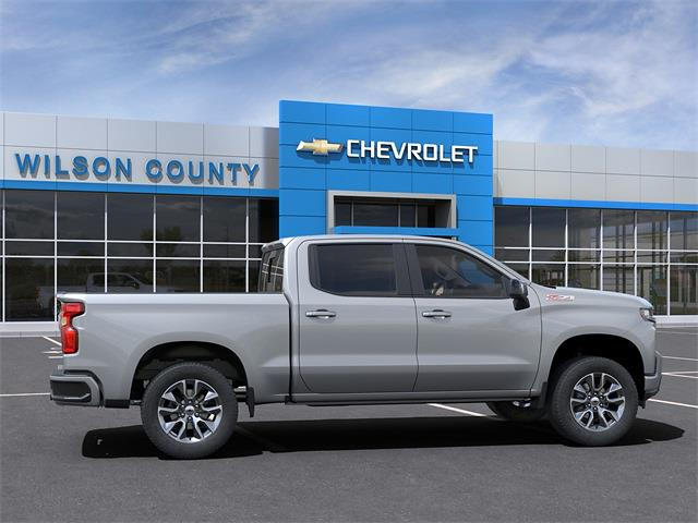 2021 Chevrolet Silverado 1500 Crew Cab 4x4, Pickup #21T233 - photo 5