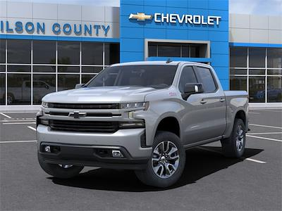 2021 Chevrolet Silverado 1500 Crew Cab 4x4, Pickup #21T233 - photo 6