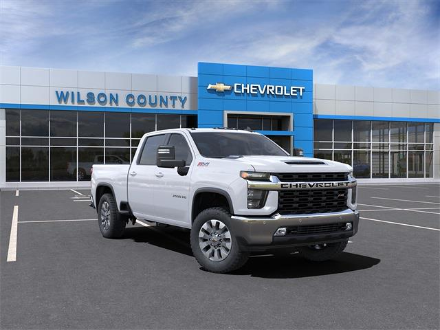 2021 Chevrolet Silverado 2500 Crew Cab 4x4, Pickup #21T255 - photo 1
