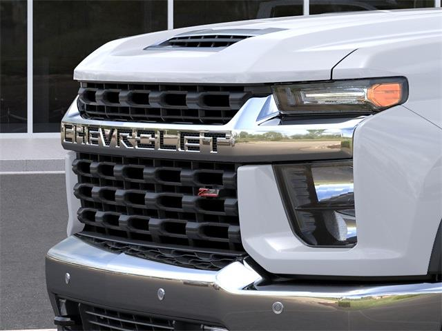 2021 Chevrolet Silverado 2500 Crew Cab 4x4, Pickup #21T255 - photo 11