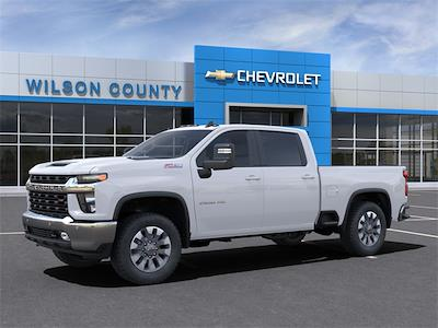2021 Chevrolet Silverado 2500 Crew Cab 4x4, Pickup #21T255 - photo 3