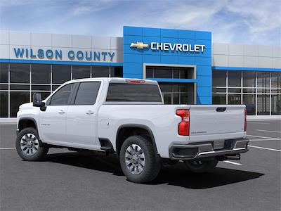 2021 Chevrolet Silverado 2500 Crew Cab 4x4, Pickup #21T255 - photo 4