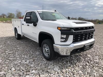 2021 Chevrolet Silverado 2500 Double Cab 4x2, Reading SL Service Body #21T265 - photo 1