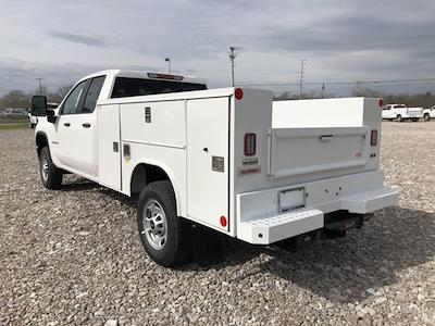2021 Chevrolet Silverado 2500 Double Cab 4x2, Reading SL Service Body #21T265 - photo 2