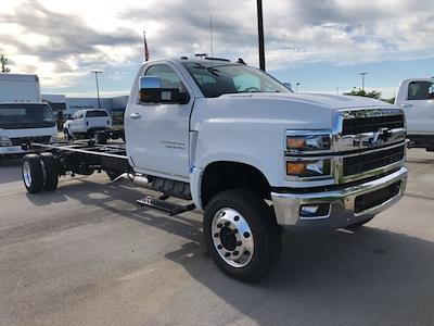 2021 Chevrolet Silverado 4500 Regular Cab DRW 4x4, Cab Chassis #21T284 - photo 1