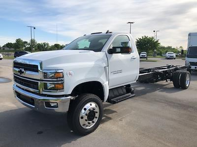 2021 Chevrolet Silverado 4500 Regular Cab DRW 4x4, Cab Chassis #21T284 - photo 4