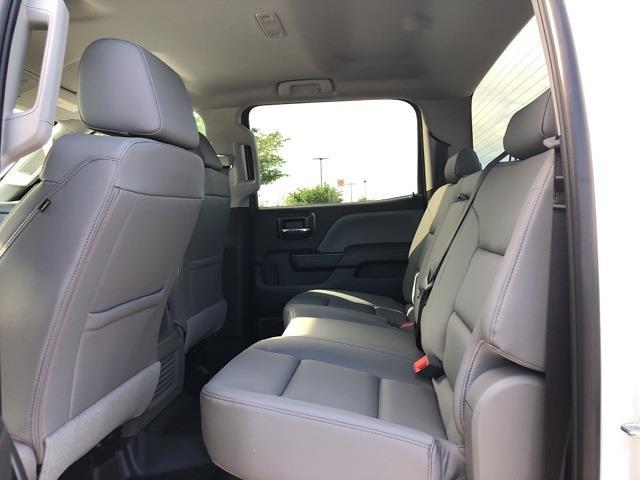 2021 Chevrolet Silverado 4500 Crew Cab DRW 4x4, Reading SL Service Body #21T296 - photo 8