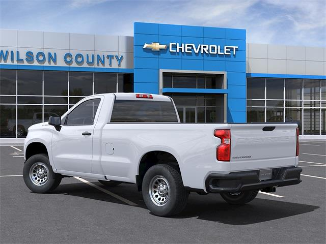 2021 Chevrolet Silverado 1500 Regular Cab 4x2, Pickup #21T341 - photo 4