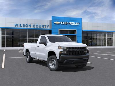 2021 Chevrolet Silverado 1500 Regular Cab 4x2, Pickup #21T341 - photo 1