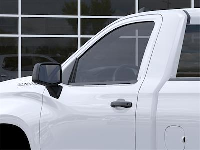 2021 Chevrolet Silverado 1500 Regular Cab 4x2, Pickup #21T341 - photo 10