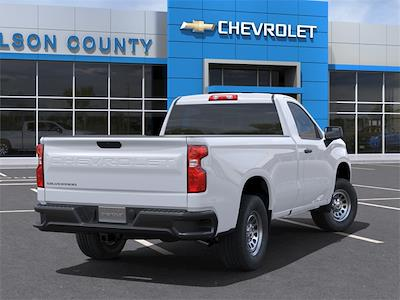 2021 Chevrolet Silverado 1500 Regular Cab 4x2, Pickup #21T341 - photo 2
