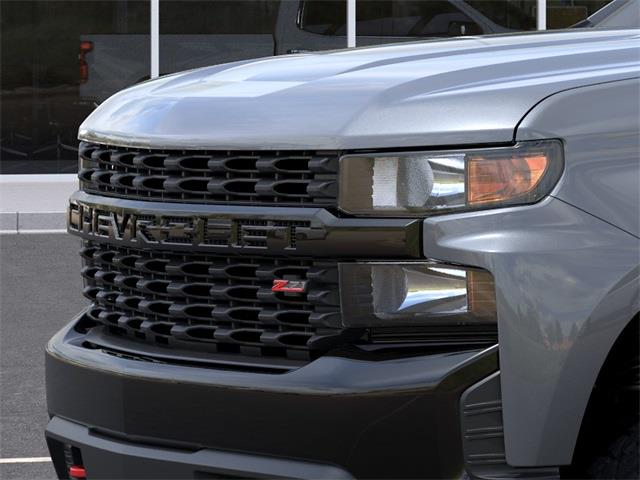 2021 Chevrolet Silverado 1500 Crew Cab 4x4, Pickup #21T342 - photo 11