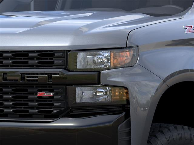 2021 Chevrolet Silverado 1500 Crew Cab 4x4, Pickup #21T342 - photo 8