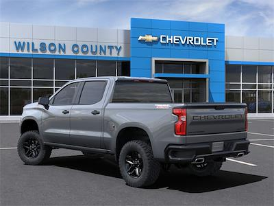 2021 Chevrolet Silverado 1500 Crew Cab 4x4, Pickup #21T342 - photo 4