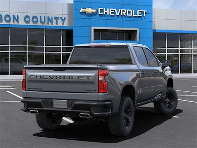 2021 Chevrolet Silverado 1500 Crew Cab 4x4, Pickup #21T342 - photo 2
