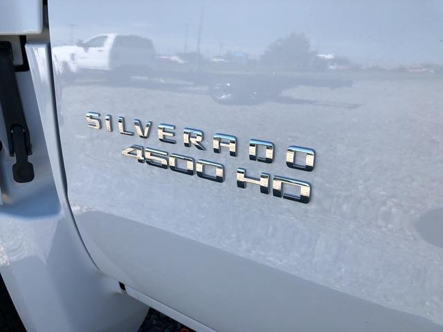 2021 Chevrolet Silverado 4500 Crew Cab DRW 4x4, Cab Chassis #21T358 - photo 13