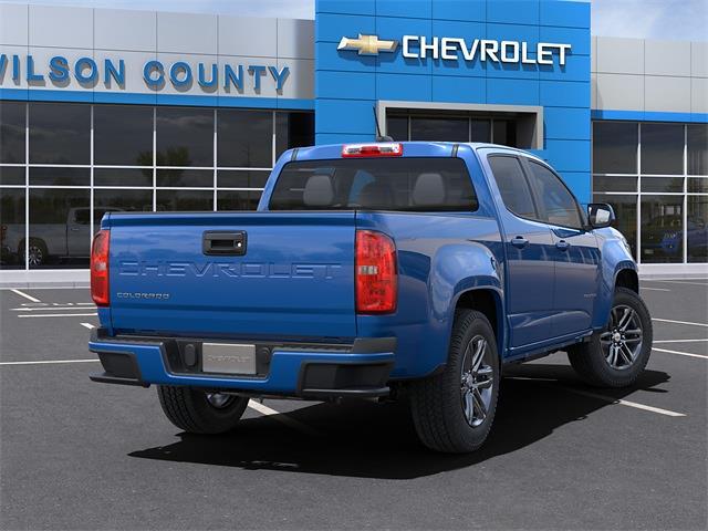 2021 Chevrolet Colorado Crew Cab 4x2, Pickup #21T377 - photo 2