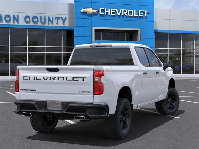 2021 Chevrolet Silverado 1500 Crew Cab 4x4, Pickup #21T416 - photo 2