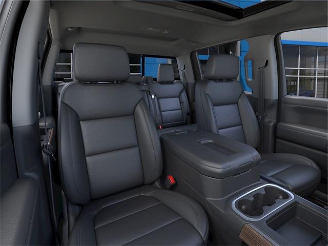 2021 Chevrolet Silverado 1500 Crew Cab 4x4, Pickup #21T417 - photo 13