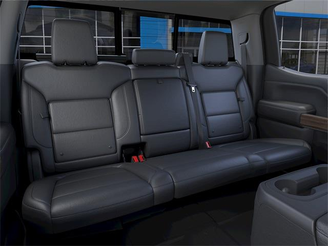 2021 Chevrolet Silverado 1500 Crew Cab 4x4, Pickup #21T417 - photo 14