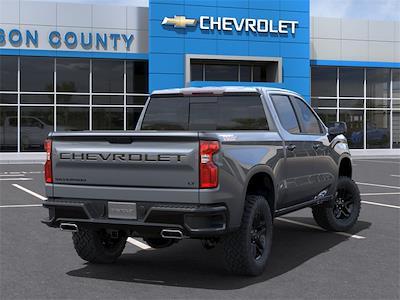 2021 Chevrolet Silverado 1500 Crew Cab 4x4, Pickup #21T417 - photo 2