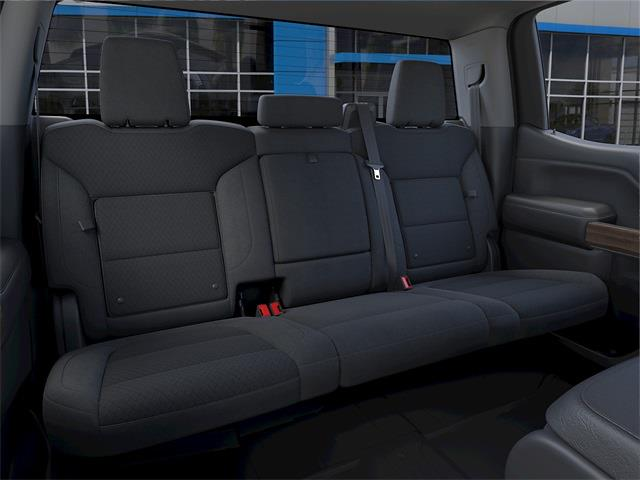 2021 Chevrolet Silverado 1500 Crew Cab 4x4, Pickup #21T427 - photo 11