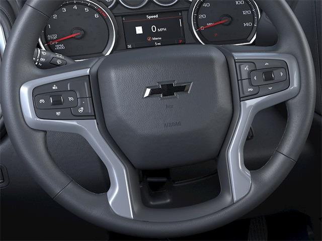 2021 Chevrolet Silverado 1500 Crew Cab 4x4, Pickup #21T427 - photo 13