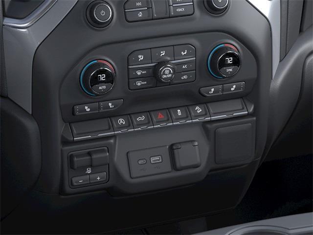 2021 Chevrolet Silverado 1500 Crew Cab 4x4, Pickup #21T427 - photo 17