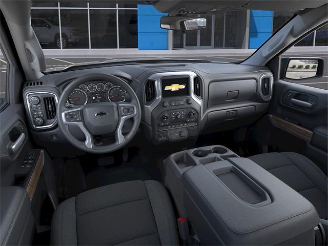 2021 Chevrolet Silverado 1500 Crew Cab 4x4, Pickup #21T427 - photo 9