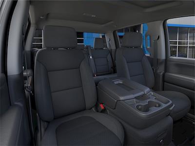 2021 Chevrolet Silverado 1500 Crew Cab 4x4, Pickup #21T427 - photo 10