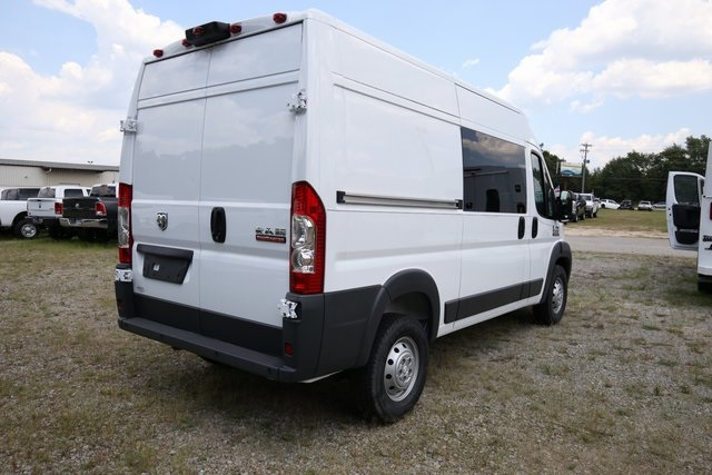 2018 ProMaster 1500 High Roof FWD,  Empty Cargo Van #180038 - photo 5