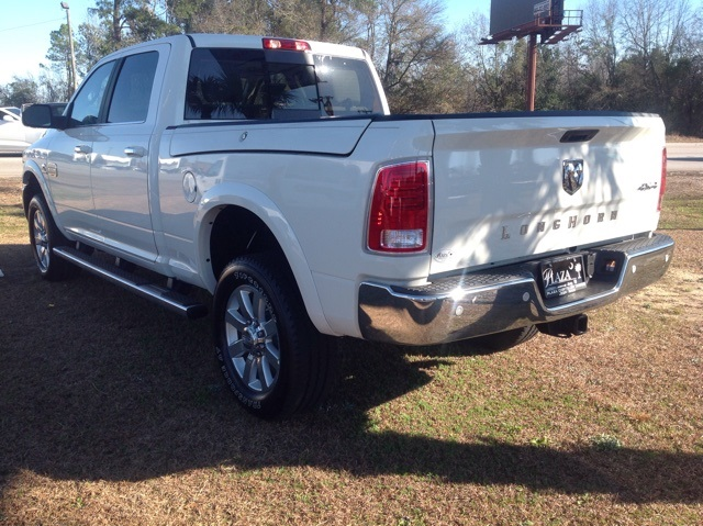 2018 Ram 2500 Crew Cab 4x4,  Pickup #180091 - photo 7