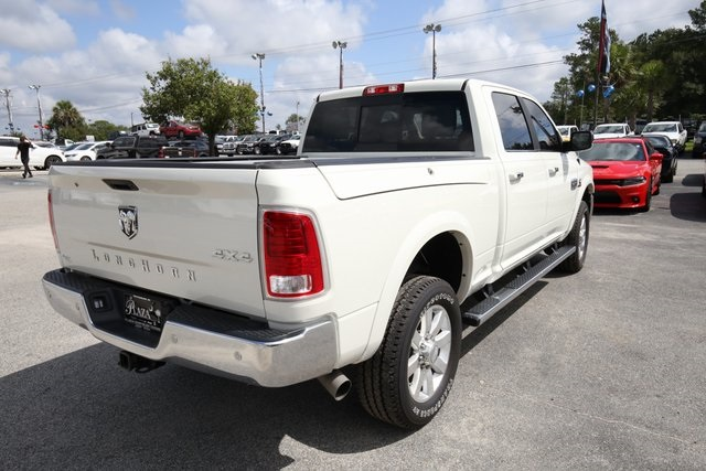 2018 Ram 2500 Crew Cab 4x4,  Pickup #180091 - photo 2