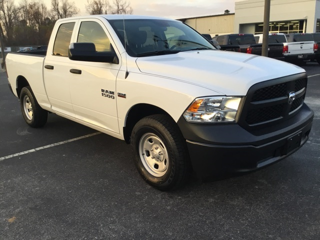 2018 Ram 1500 Quad Cab 4x4, Pickup #180116 - photo 3