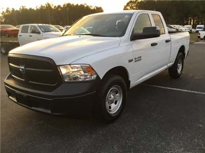2018 Ram 1500 Quad Cab 4x4, Pickup #180116 - photo 1