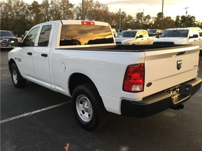 2018 Ram 1500 Quad Cab 4x4, Pickup #180116 - photo 2