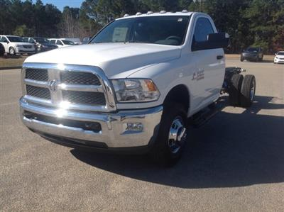 2018 Ram 3500 Regular Cab DRW 4x4,  Cab Chassis #180183 - photo 4